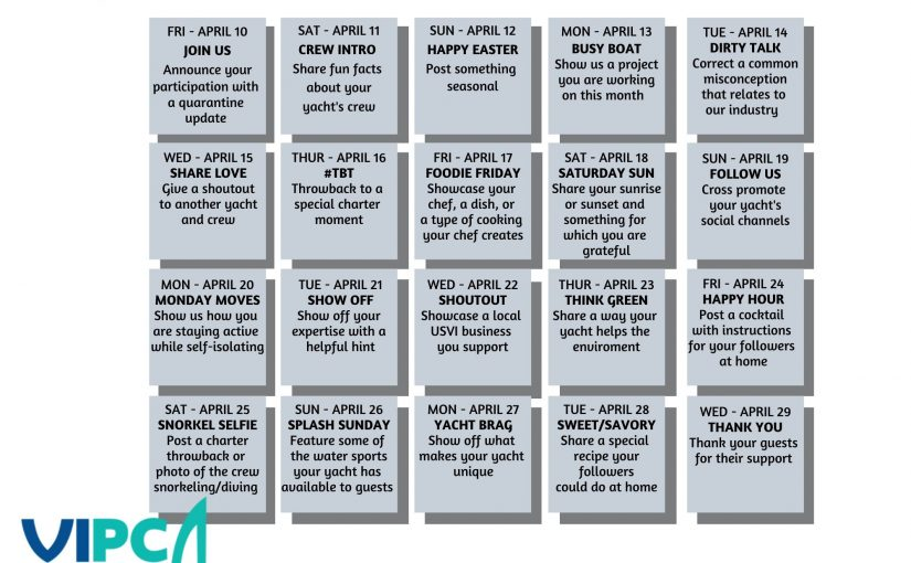 20 Day Social Media Challenge