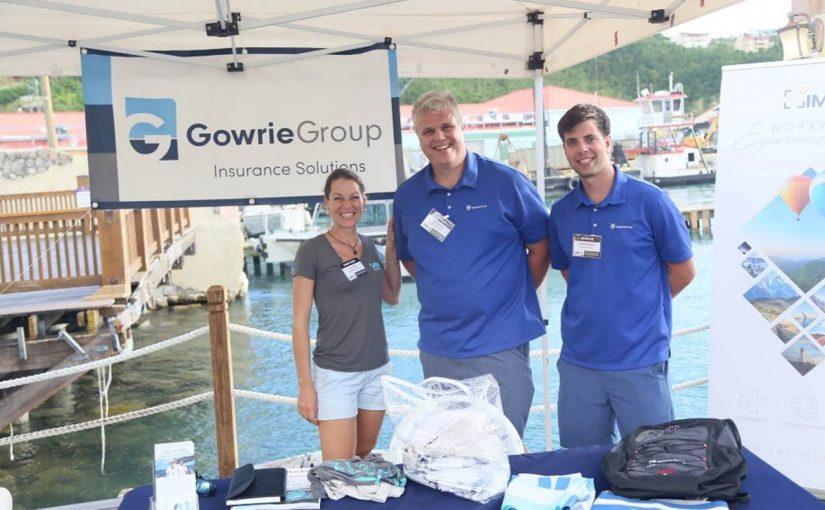 Gowrie Group Official Insurance Sponsor of the 2020 USVI Charter Yacht Show Set for November 12-15